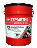Герметик ТехноНИКОЛЬ №45 серый 16кг фото