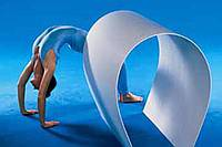 Гипсокартон Rigips арочный 6,5 mm 1,2 m*2,5 m  фото