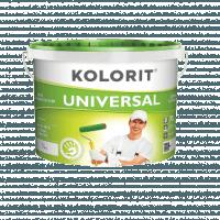 Mатовая  краска Universal Kolorit фото