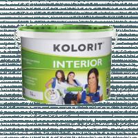 Глубокоматовая водно-дисперсионная краска Interior Kolorit фото