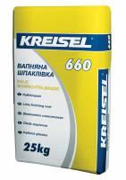 Известковая шпаклевка Kalkzement spachtelmasse 660 Kreisel 25 кг фото