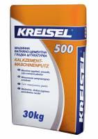 Известково-цементная гладкая штукатурка Kalkzement-maschinenputz 500 Kreisel 25 кг фото