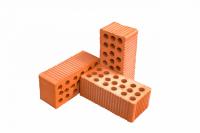 Кирпич керамический пустотелый утолщенный (250*120*88) М-100 фото