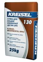 Теплоизоляционная кладочная смесь для блоков Klinker mauermortel 130 Kreisel 25 кг фото