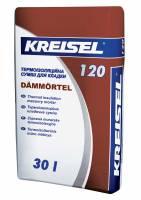 Кладочная смесь термоизоляционная Dammortel 120 Kreisel 25 кг фото