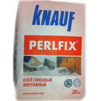 Клей для гипсокартона Перлфикс (Perlfix) 30 кгKnauf фото