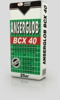 Клей для армирования систем теплоизоляции BCX 40 25 кг ANSERGLOB  фото