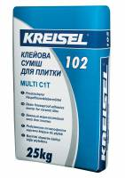 Клей для плитки Multi 102 морозостойкий Kreisel 25 кг фото