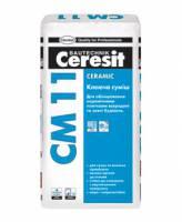 Клей для плитки СМ 11 Ceresit  фото