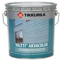 Колеруемая фасадная лазурь Валтти Акваколор (Valtti Akvacolor) Tikkurila фото