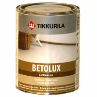 Краска для пола Бетолюкс Аква ( Betolux Akva ) Tikkurila  фото