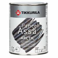 Лак с перламутровым блеском Панели-Ясся Арктик  ( Paneeli Assa Arctic ) Tikkurila фото