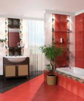Кафель для стен Капри Beryoza Ceramica фото