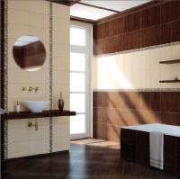 Кафель для стен Venge ( Венге ) InterCerama фото