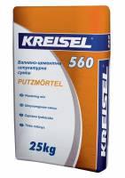 Штукатурная смесь Putzmortel 560 Kreisel 25 кг фото