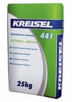Цементная стяжка М-15 Estrich-beton 441 Kreisel 25 кг
